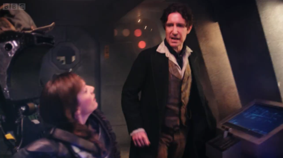 This Way Up : Doctor Who The Night of the Doctor