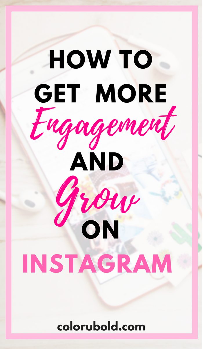 How to get more followers on instagram the right way. Getting engagement and followers on instagram can seem pretty hard now days. That's why it's important to focus on the right audience. Here are 5 ways you can get more followers and engagement on Instagram!