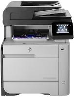 Printer HP LaserJet Pro 400 MFP Color M475 Driver Setup