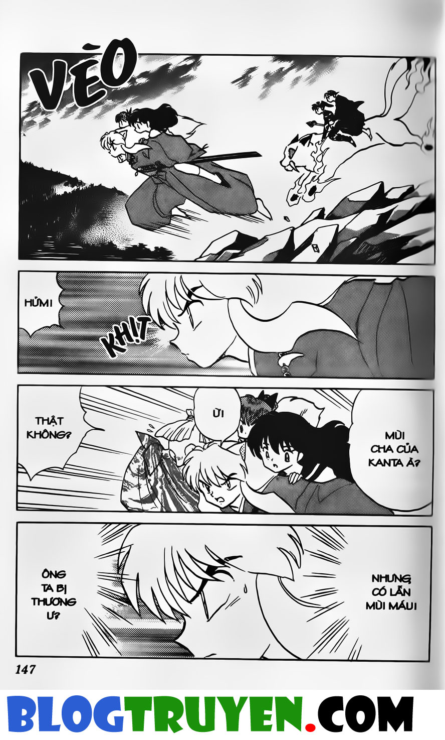Inuyasha vol 30.8 trang 16