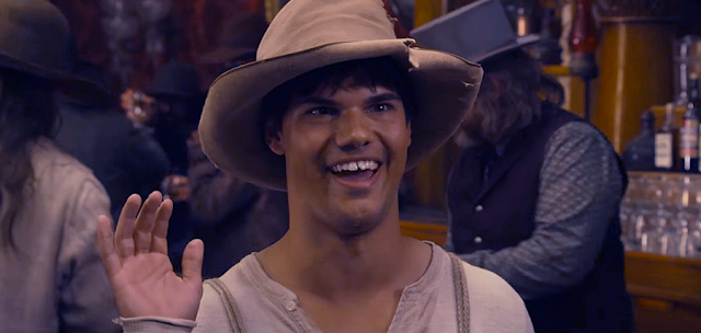 Taylor Lautner în comedia The Ridiculous 6