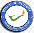 board of nursing logo
