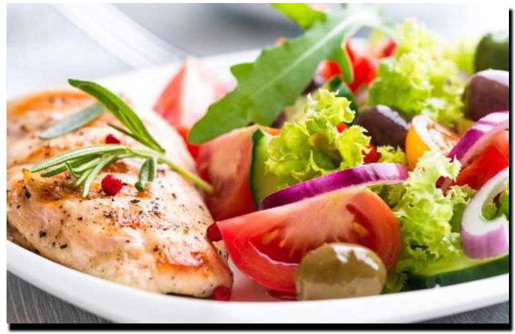 Cara Menurunkan Berat Badan dengan Diet Mayo Plus Menu Diet