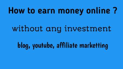 Earn money online?