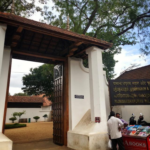 Padmanabhapuram temple