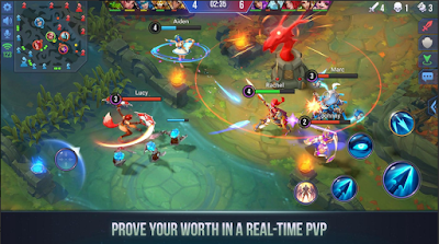 Dungeon Hunter Champions Apk Mod Terbaru