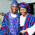 Magical Photos of Mr and Mrs David Oyedepo popped as they celebrate Wedding Anniversary