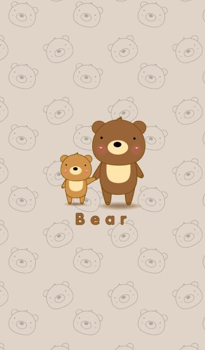 bear & baby bear