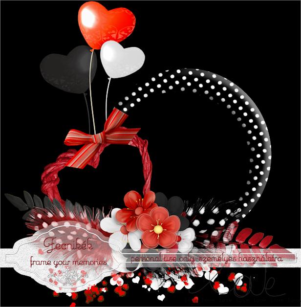 Fecnik 201 K Valentine Cluster Frame