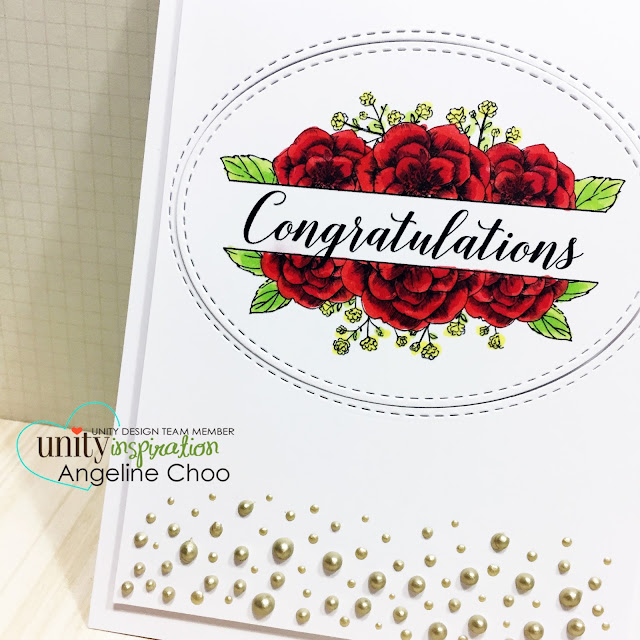 ScrappyScrappy: [NEW VIDEOS] Angie Girls, Roses and Magic with Unity Stamp #scrappyscrappy #unitystampco #card #cardmaking #nuvocrystaldrops #weddingcard #wedding #copic #papercraft #quicktipvideo #youtube #video #katscrappiness