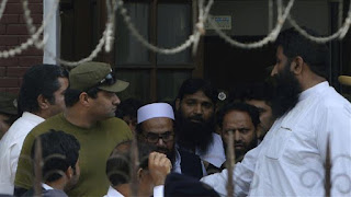 Pakistani authorities extends house arrest of Hafiz Saeed