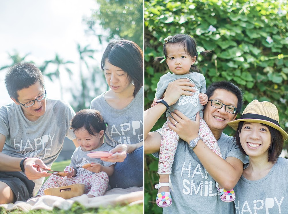 台北戶外兒童全家福兒童家庭攝影推薦