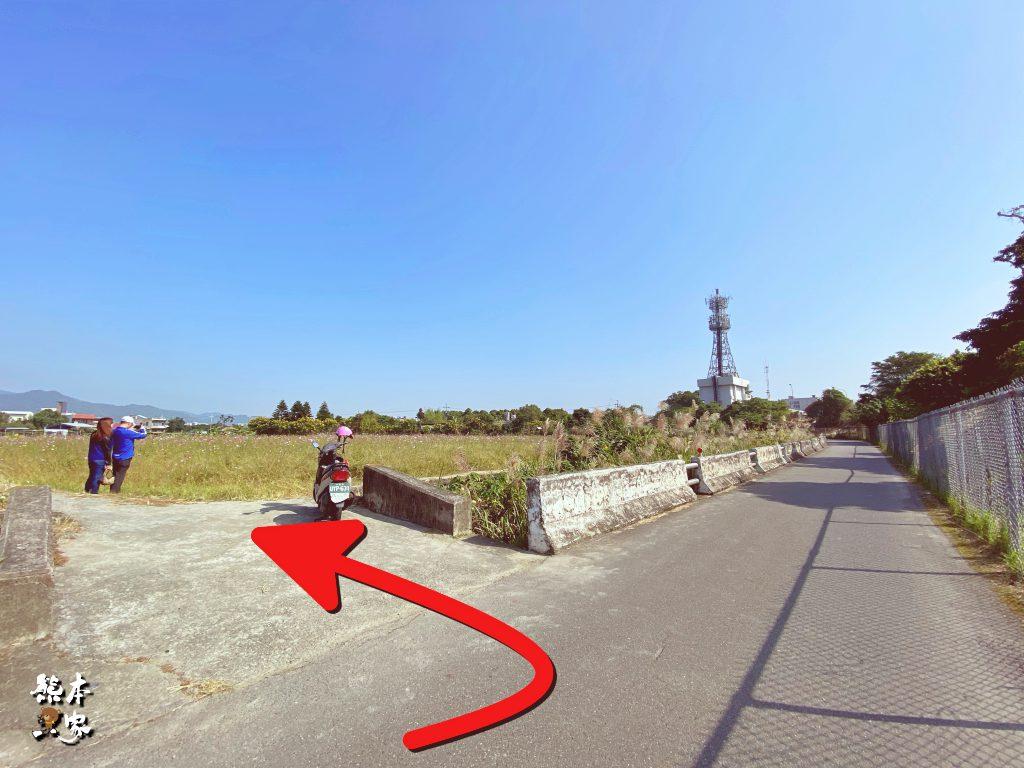 佳園路三段99巷花海|北大南園里花海|新北樹林景點~附最新詳細路標指引