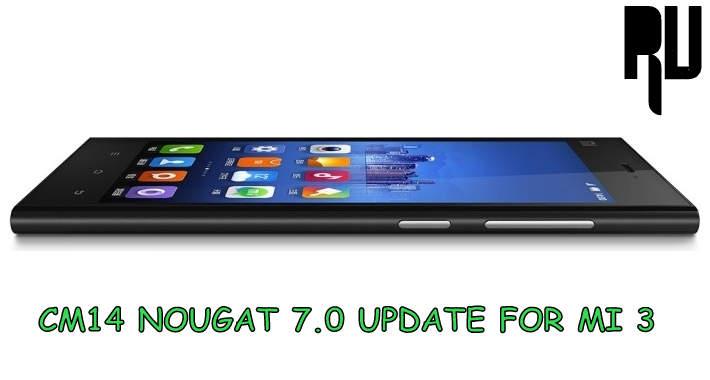 Download Install Cm14 Nougat Rom On Redmi Note 4g – Dibujos Para