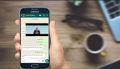 Cara tonton video youtube sambil chattingan di whatsapp √  cara menonton video youtube sambil buka chat whatsapp di android