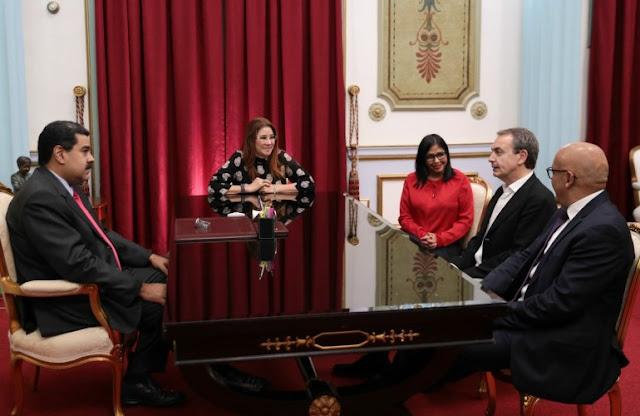 """""""Zapatero, usted no es un mediador: trabaja para una de las partes"""""""