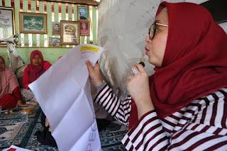 Intan Nurul Hikmah Melakukan Sosialisasi dan silaturahmi ke kecamatan Neglasari Kota Tangerang