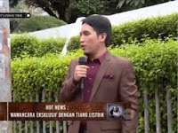 Video Wawancara Eksklusif Desta dengan Tiang Listrik Bikin Ngakak, Lihat yang Terjadi Selanjutnya!
