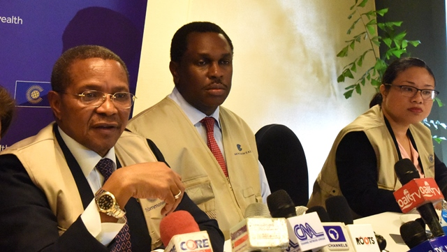 Prosecute election violence perpetrators – Commonwealth