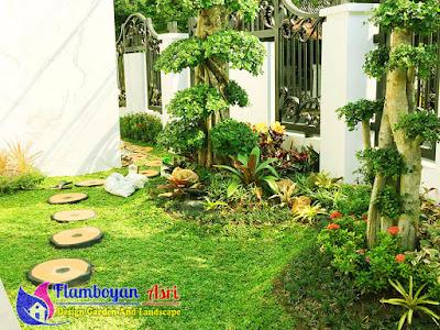 Tukang taman surabaya ide kratif taman