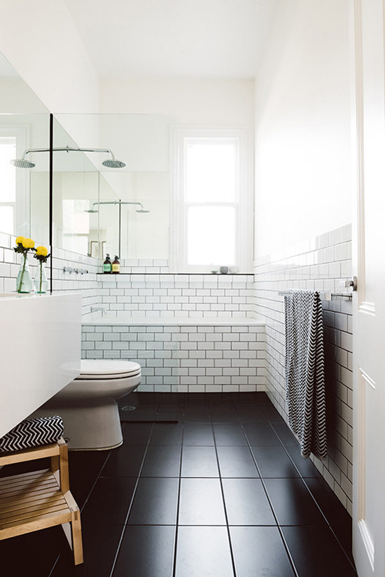 5 long bathroom ideas | Techne