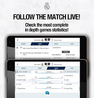 ـ تحميل التطبيق الرسمى لريال مدريد مجانا Real Madrid App Free pljcuMQIN57YD7CCXqR9