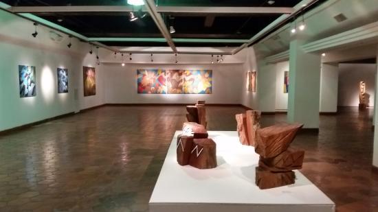 Museo Municipal de Arte Moderno em Mendoza na Argentina
