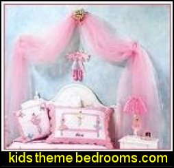 ballerina bedrooms - ballerina decorations for bedrooms -  Ballet Theme Bedroom ideas
