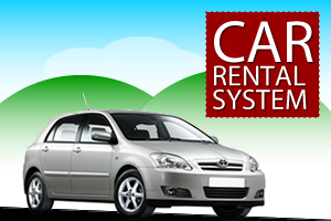 Car Rental Management System