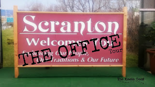 "Scranton The Office Tour - Places mentioned in ""The Office"" and buildings seen in the intro #nevertakethesameroadtwice"
