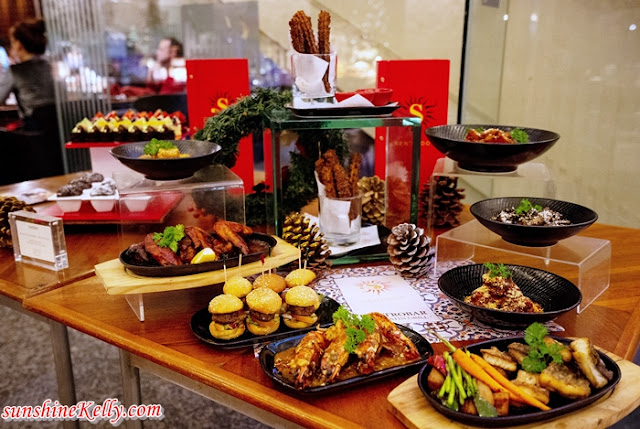 Festive Celebrations, JW Marriot Kuala Lumpur, Sentidos Gastrobar, The Latin Grill, Shook!, Feast Village Starhill Gallery, Festive Christmas Buffet, food