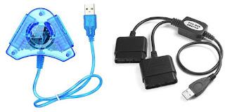 Converter colokan controller PS ke USB