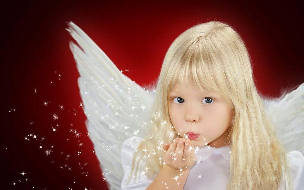 baby-girl-melek-görüntü