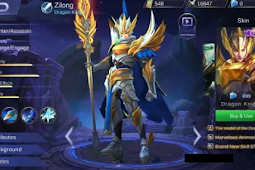 Zilong Gear Guide and Tips [Detailed]