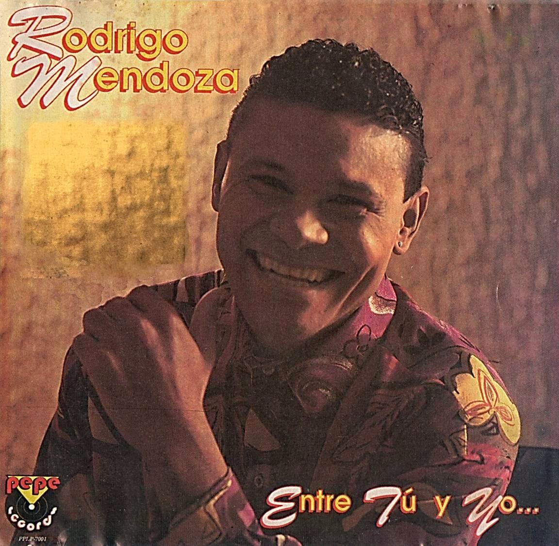 ENTRE TU Y YO - RODRIGO MENDOZA (1992)