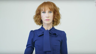 FBI won't punish Kathy Griffin over Donald Trump 'beheading' stunt
