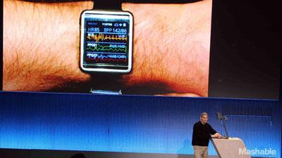 Samsung Rilis SimBand, Healthtracker Berbasis SAMI