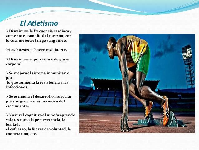 La Vanguardia, próximamente escuela de atletismo