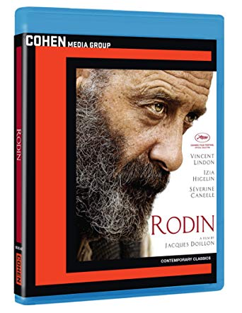 Film Intuition Review Database Blu Ray Review Rodin 2017