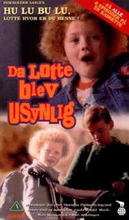 Da Lotte blev usynlig (1988)