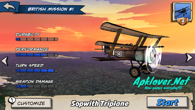 Ace Academy Skies of Fury MOD APK unlimited money