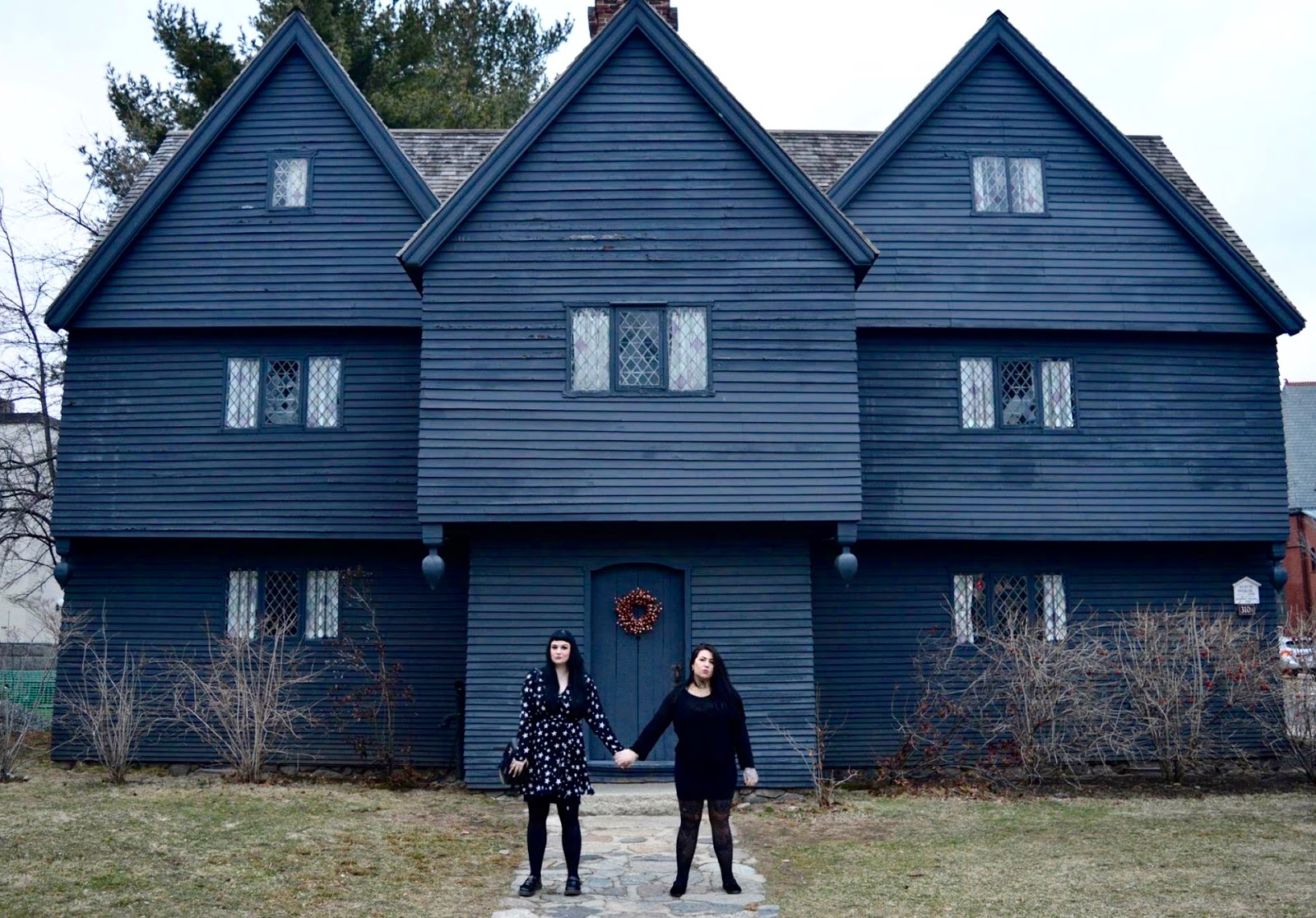 The Witch House, Salem