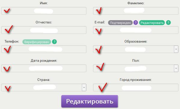 личные данные sarafanka.com