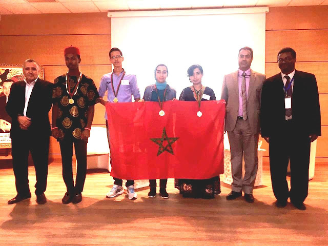 المغرب يحصد أكبر عدد من ميداليات الأولمبياد الإفريقية للرياضيات ويحتل المرتبة الأولى