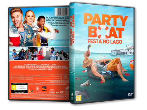 Party Boat: Festa No Lago