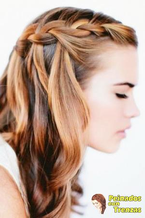 Peinados ejecutivos para mujer cabello largo