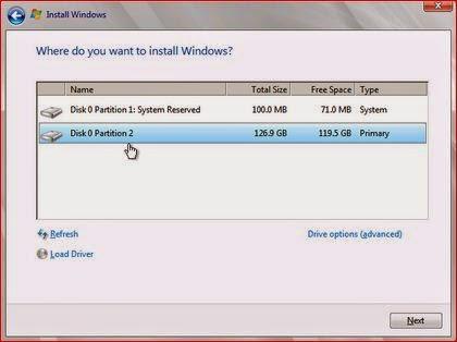 5 - windows 7 install In Hindi