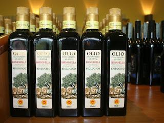 Bottiglia di Olio DOP di Brisighella