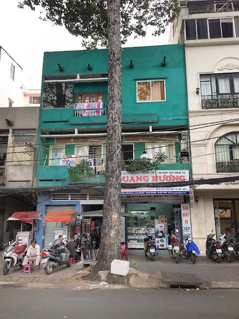 Vietnam, dovolená vietnam, ulice saigon