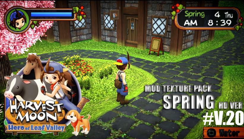 Download Mod Texture Pack Season [Spring HD Ver v2 0] HM HOLV For